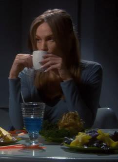 ENT, Enterprise, In a Mirror, Darkly, Jolene Blalock, Reaction, Star Trek, Star Trek Enterprise, T'Pol, T'Pol Reaction 1 GIFs