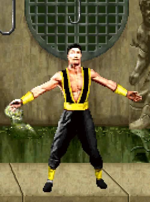 Watch and share Shang Tsung Mortal Kombat Animated Gif GIFs on Gfycat