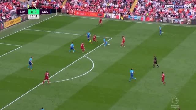 Watch Firmino Goal vs Arsenal - Liverpool vs Arsenal 1-0 EPL 27/8/2017 GIF on Gfycat. Discover more related GIFs on Gfycat