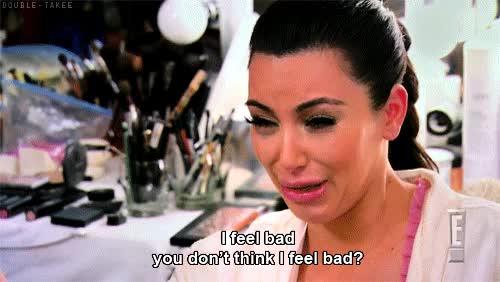 Watch kim's ugly cry GIF on Gfycat. Discover more kim kardashian GIFs on Gfycat