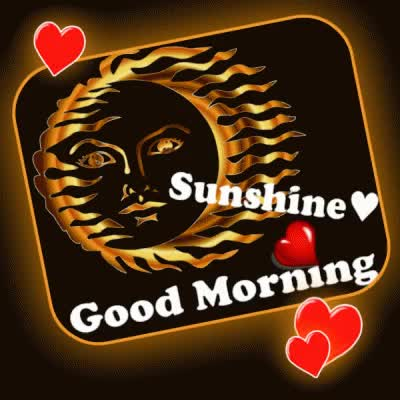 Watch and share Good Morning Sunshine Animated Wallpaper GIFs on Gfycat