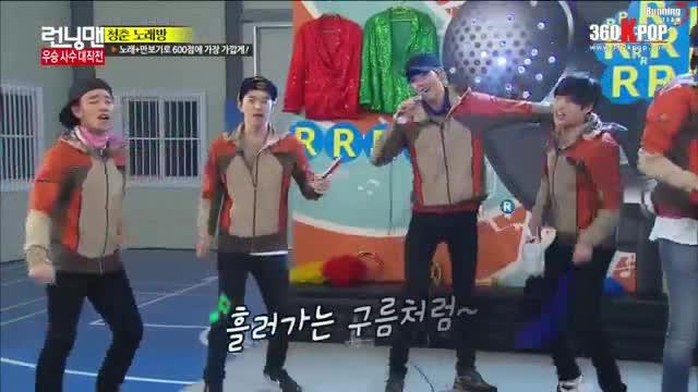 Kim Woo Bin ơi, hãy luôn vui vẻ và tràn đầy năng lượng như những khoảnh khắc trong Running Man này nhé! ảnh 21