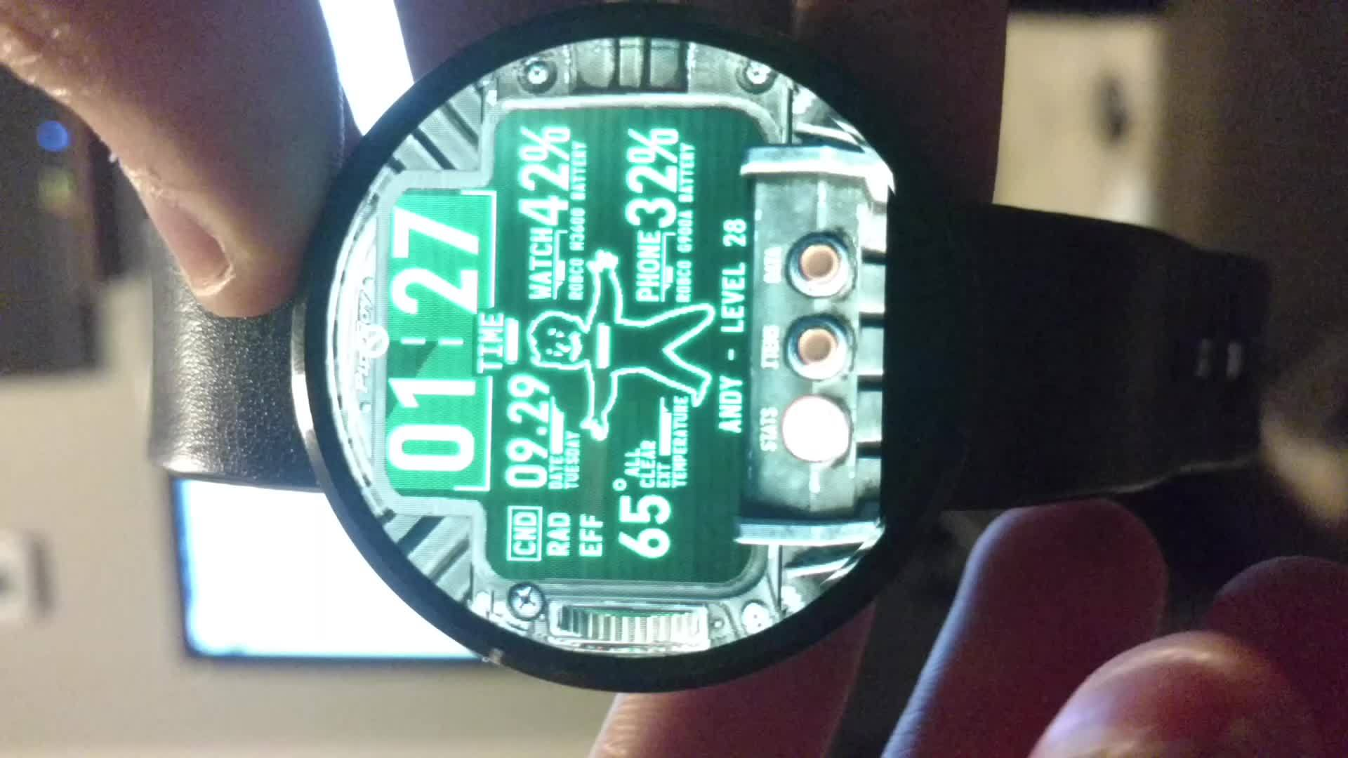 androidwear, This will forever be my favorite watchface (Link in the comments) [GIF] (reddit) GIFs