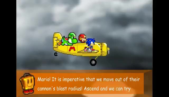 Watch and share Super Mario Bros Z Episode 8: The Great Doomship Offensive (full Length) GIFs on Gfycat