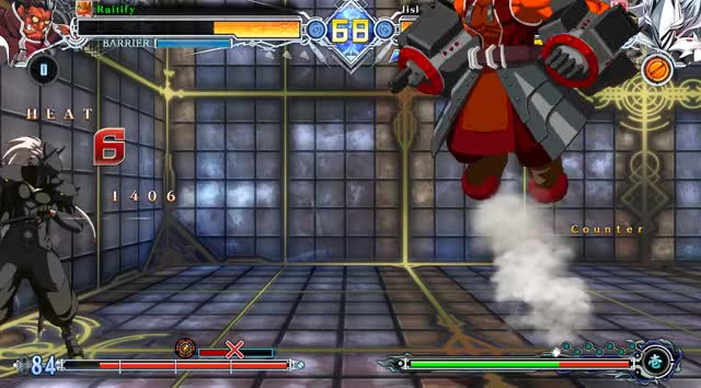 Watch and share BlazBlue Centralfiction 2018.12.15 - 00.11.41.37.DVR GIFs by rairai on Gfycat
