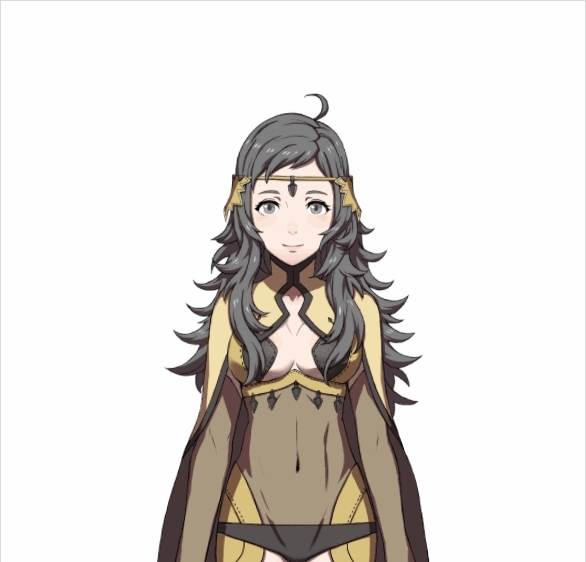 anime, fireemblem, Desktop Viewer for FE:Fates's Live2D assets Test (reddit) GIFs