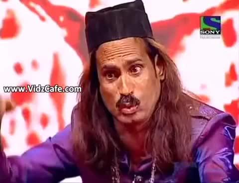 Watch and share Indian Idol - Surma Bhopali (Layeek Masoom) GIFs on Gfycat