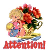 Watch and share Attention animated stickers on Gfycat