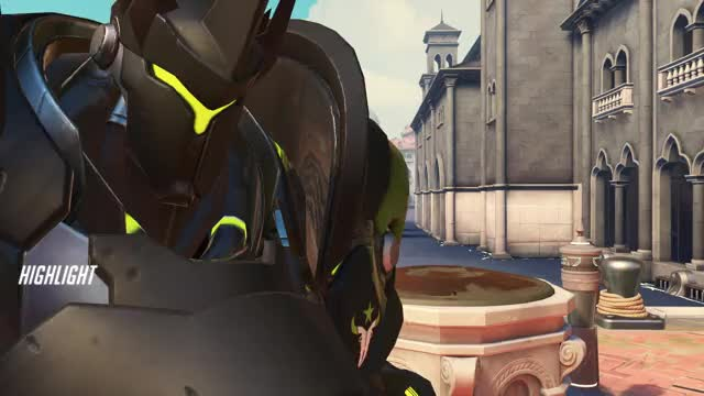 Watch and share Highlight GIFs and Overwatch GIFs by 11ajb on Gfycat