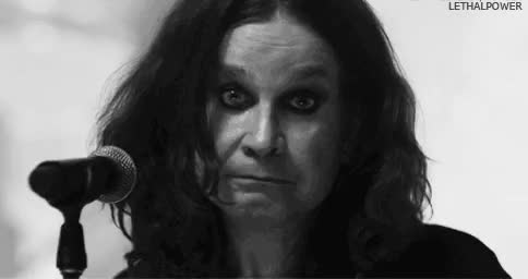 Watch and share Ozzy GIFs on Gfycat