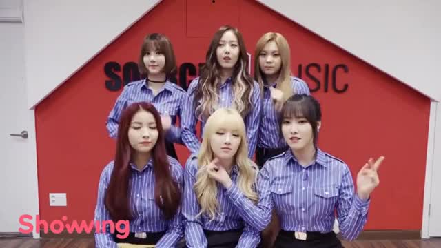 Watch GFRIEND FINGERTIP Showwing GIF on Gfycat. Discover more related GIFs on Gfycat