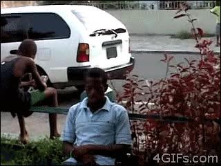 Watch 豪快なとばっちりだぜ! GIF on Gfycat. Discover more 爆笑 GIFs on Gfycat