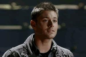 Jensen Ackles, relief, sigh, supernatural, Deep breaths Dean GIFs