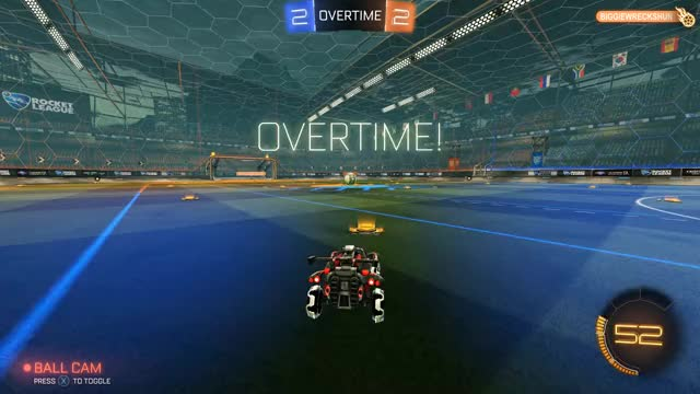 Watch and share Rocket League 2019.08.03 - Jebaited Bynx Later GIFs by chompenstein on Gfycat