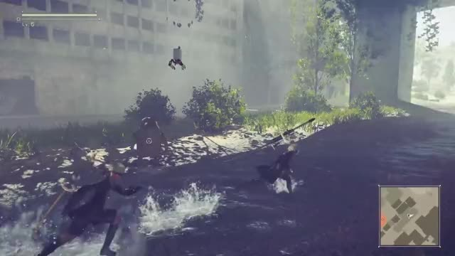 Watch NieR: Automata - Hammer GIF by @unicott on Gfycat. Discover more new gameplay, nier automata, nier automata gameplay GIFs on Gfycat