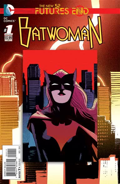 Watch Batwoman Futures End GIF on Gfycat. Discover more related GIFs on Gfycat