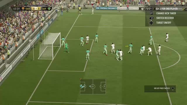 Watch RACKZlE playing EA SPORTS™ FIFA 17 GIF on Gfycat. Discover more fifa GIFs on Gfycat