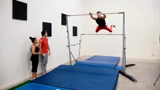 Watch FAIL GIF on Gfycat. Discover more Dolan, GYMNASTICS, Twins, brothers, challenge, dolans, gimnastics, olympics GIFs on Gfycat