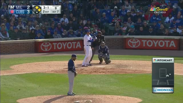 Watch and share Milwaukee Brewers GIFs and Chicago Cubs GIFs on Gfycat