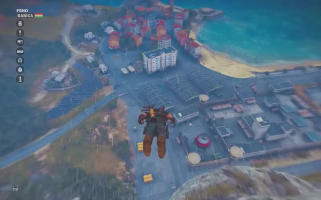 Watch Just Cause 3 2018.03.28 GIF by @capnkitten on Gfycat. Discover more related GIFs on Gfycat