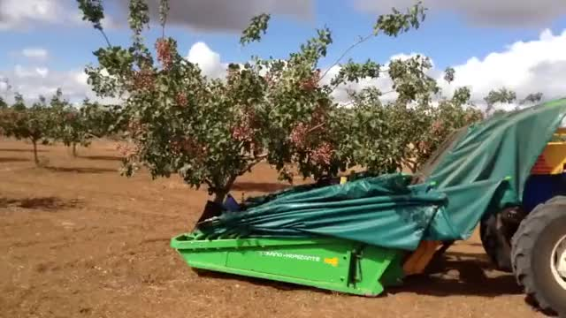 Watch and share Shake And Catch Harvester GIFs by EngineerScientist on Gfycat
