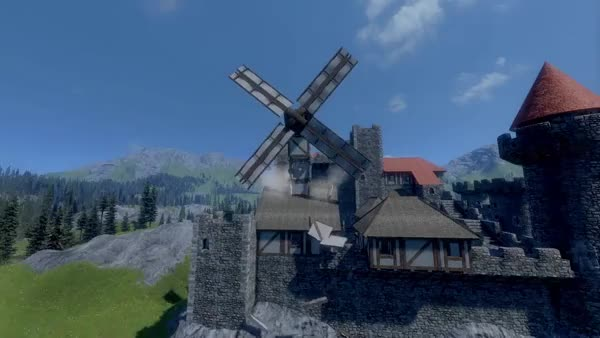 Watch and share Destruction Physics In Medieval Engineers GIFs on Gfycat