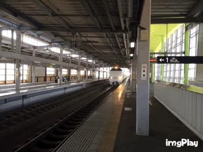 Watch and share Kanazawa GIFs and Trains GIFs by okinimaster on Gfycat