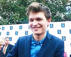 Watch Ansel Elgort GIF on Gfycat. Discover more **, 1k, 2014, ansel elgort, anselelgortedit, gifs, interview GIFs on Gfycat