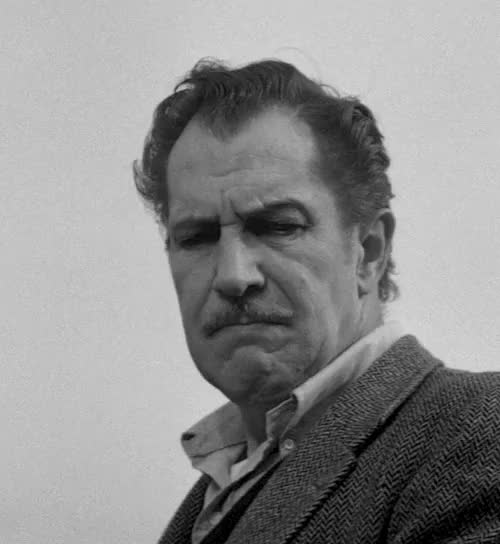 Watch and share Vincent Price Gif GIFs and Determined GIFs on Gfycat