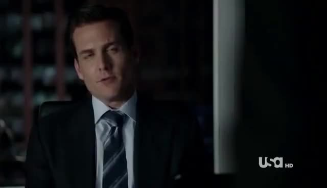 Watch and share Harvey Specter - Life Is This GIFs on Gfycat
