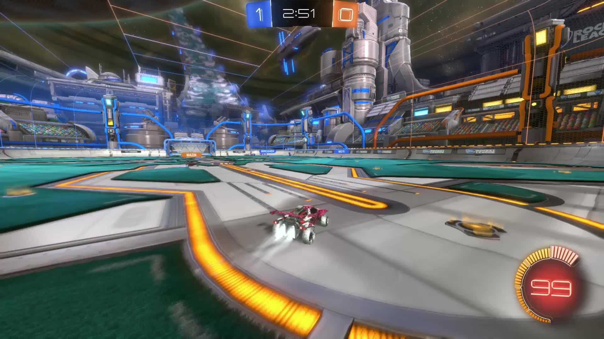 Assist, BatmAal, Gif Your Game, GifYourGame, Rocket League, RocketLeague, Assist 1: BatmAal GIFs