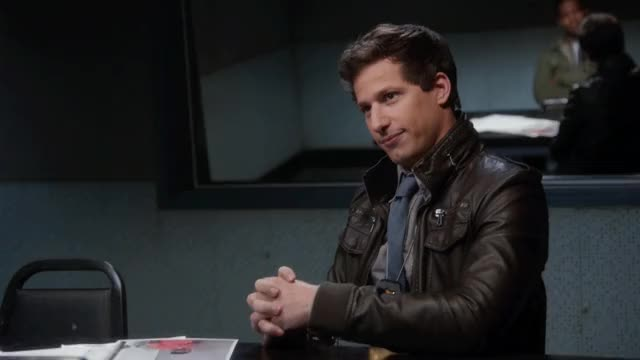 Watch and share Brooklyn Nine Nine GIFs and Andy Samberg GIFs by thefakegm on Gfycat