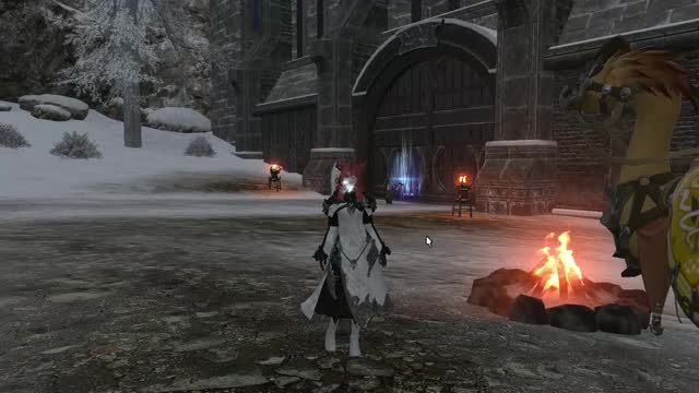 Watch and share FFXIV Dancing GIFs by angioeberia on Gfycat