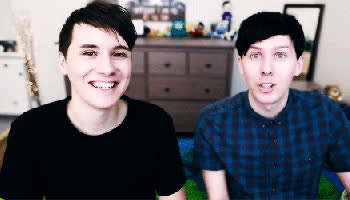 amazingphil, daniel howell, Page 8 for Dan And Phil GIFs