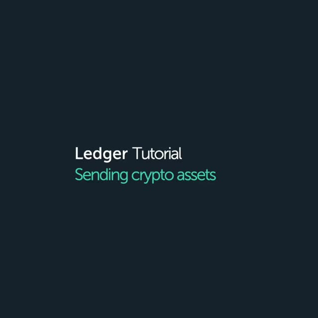 Watch and share Hardware Wallet GIFs and Ledger Tutorial GIFs on Gfycat