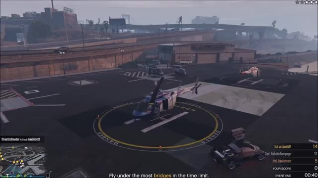 Watch Slice 'N Dice GIF by @los1532 on Gfycat. Discover more grandtheftautov_pc GIFs on Gfycat