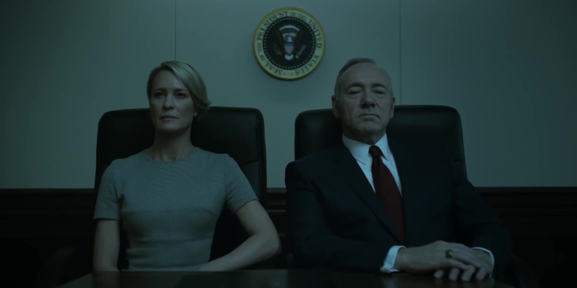 HouseOfCards, Kevin Spacey, houseofcards, You are not invisible GIFs