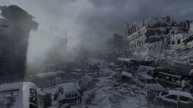 Watch and share Metro Last Light GIFs and Playstation 4 GIFs on Gfycat