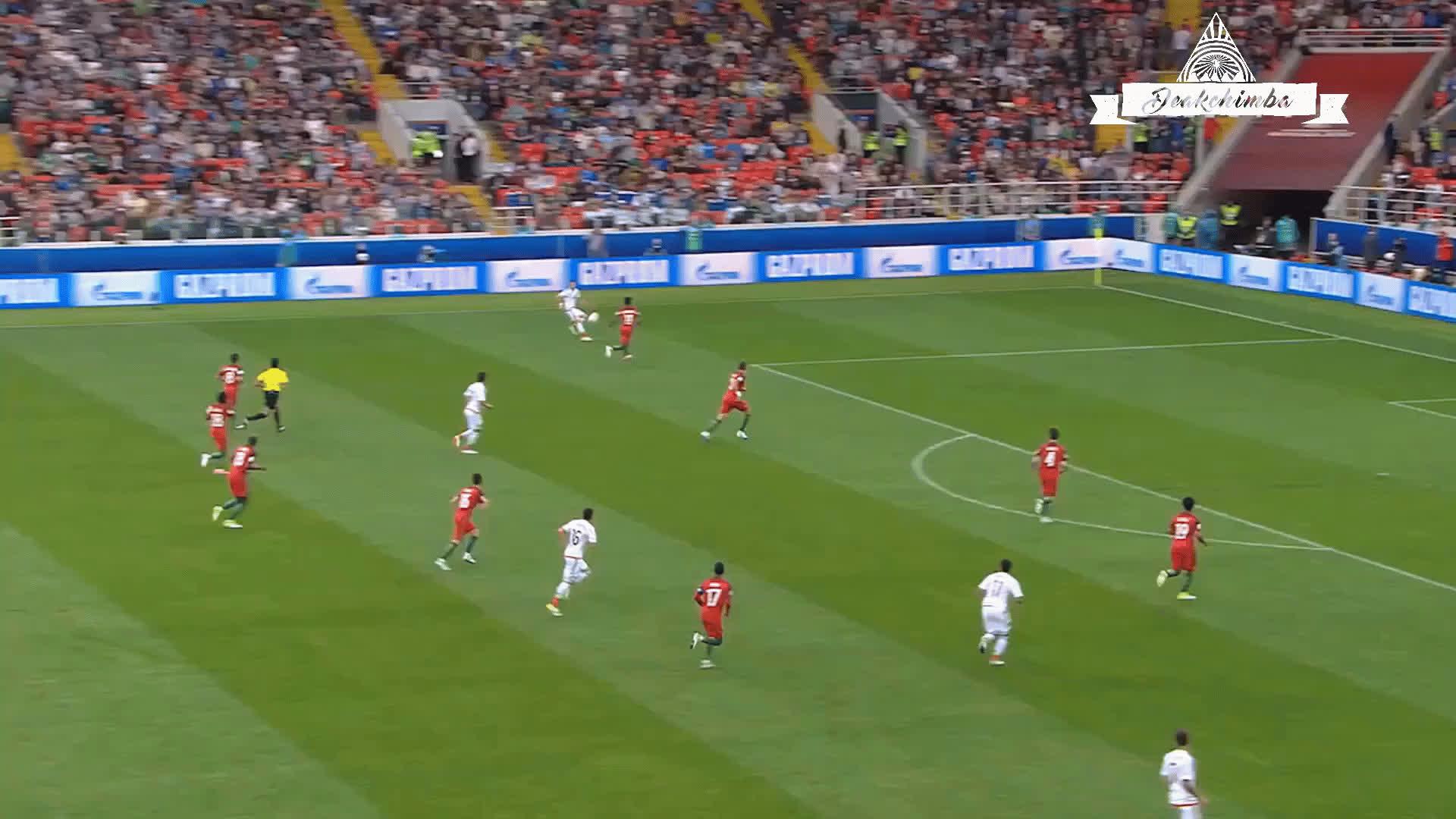 México, Portugal, Portugal 0 - 1 México GIFs