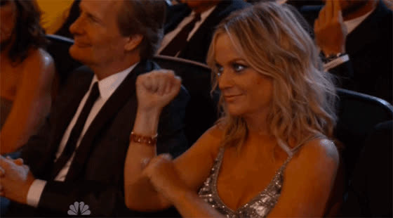 amy poehler, rs Amy Poehler Awards Shows RM GIFs