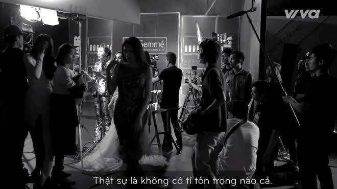 Trailer đầu tiên The Look: Phạm Hương lau nước mắt rời khỏi trường quay , Kỳ Duyên  Minh Tú căng thẳng từ đầu!