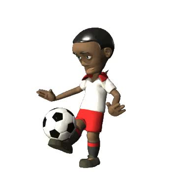 Watch and share Gambar Animasi Gerak Sepak Bola | GAMBAR BERGERAK GIFs on Gfycat
