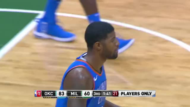 Watch and share Russell Westbrook GIFs and Carmelo Anthony GIFs by insazn on Gfycat