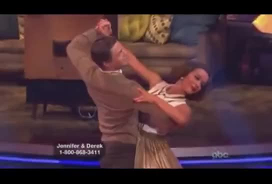 Watch this trending GIF on Gfycat. Discover more Dancing With the Stars, Derek Hough, Foxtrot, Jennifer Grey GIFs on Gfycat