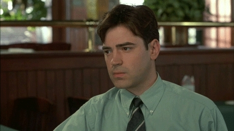 Ron Livingston, gfycatdepot, Look away in disappointment [Office Space Peter Gibbons Ron Livingston] (reddit) GIFs