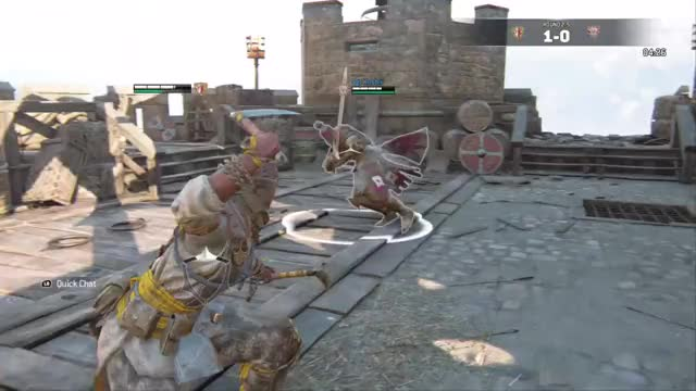 Watch this GIF by Xbox DVR (@xboxdvr) on Gfycat. Discover more FORHONORStandardEdition, Nuddadacadac, xbox, xbox dvr, xbox one GIFs on Gfycat
