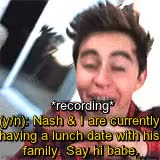 Watch and share Nash Grier Imagines GIFs and Magcon Boys Imagine GIFs on Gfycat