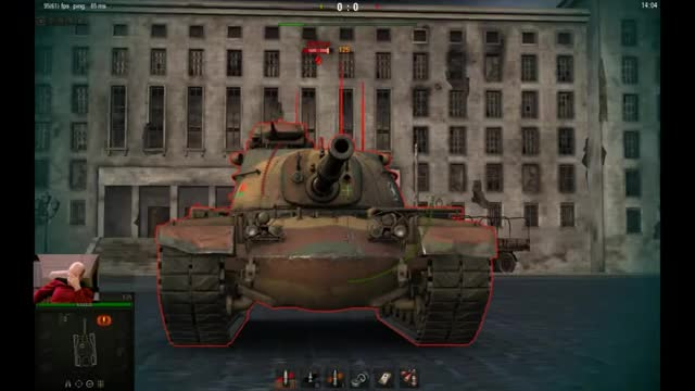 Watch and share M48 Patton GIFs and Wot GIFs on Gfycat
