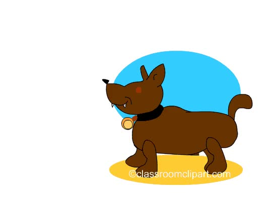 Watch and share Animals Animated Clipart Barking Dog Animated Clipart GIFs on Gfycat