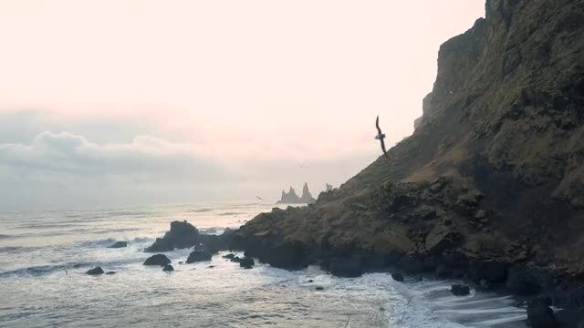 Watch Vik Iceland GIF by Brett Jordan (@itspoe) on Gfycat. Discover more blacksandbeach, iceland GIFs on Gfycat